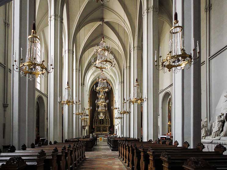 Augustine Church, Viena